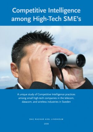Competitive intelligence among High-Tech SME's